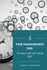 Small Business | Time Management Tips