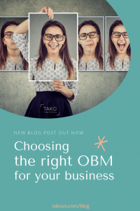 Choosing  the right OBM  for your business