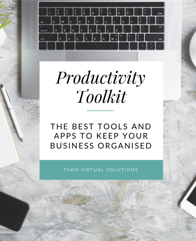 TAKO Virtual Solutions - The Productivity Toolkit (1)