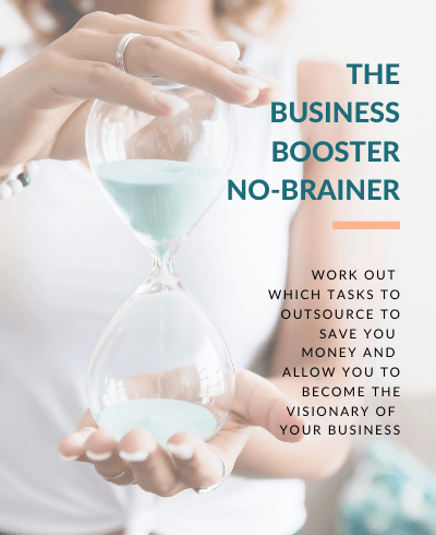 The Business Booster No-Brainer Workbook